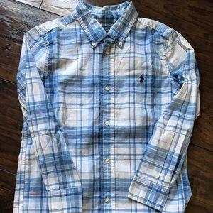 Boys Ralph Lauren Dress Shirt